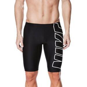 21f11c1e142f Nike-Jammers-Men s Nike Swim Performance Nike Logo Jammer-Black