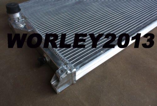 Aluminum radiator  for BMW 5 E34 M5 530i//535i /& 7 E32 730i//730iL//735i//735iL MT