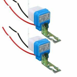 MINI Dämmerungsschalter 230V 6A Dämmerungssensor Lichtsensor twilight switch
