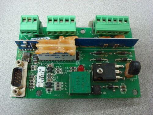 USED Medar 6454-5M0 Firing Board Module