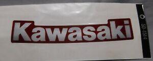 Genuine-Kawasaki-ZZR600-Fairing-Decal-Emblem-Sticker-Red-Silver-56050-1514