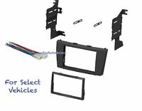 Double Din Car Radio Kit Combo For Some 2007 2008 2009 2010 2011 Toyota Camry