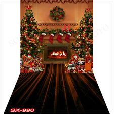 Christmas10'x20'Computer/Digital Vinyl Scenic Photo Backdrop Background SX990B88