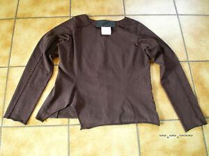 Shirt-Tunika-Rundholz-DIP-Gr-XL-neuw-Lagenlook-Traumteil