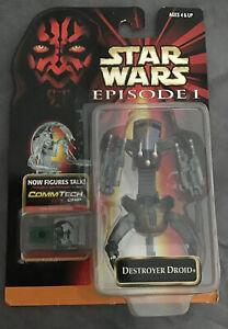 Star Wars 1999 Episode 1 The Phantom Menace Destroyer Droid TPM