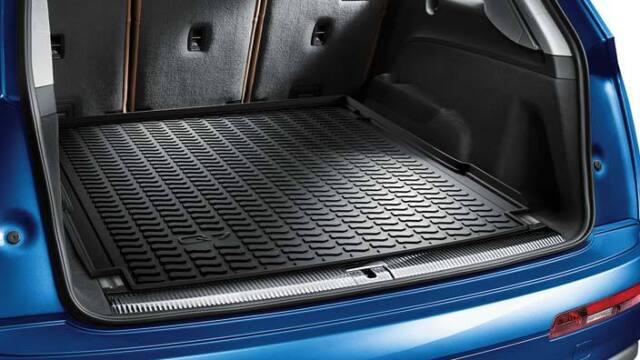 Original Audi Zubehör Q7 4M Gepäckraumschale Kofferraummatte 4M0061182