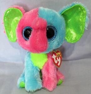 c68fd083335 ELFIE the Elephant - Ty 6