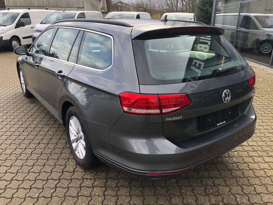 VW Passat 1,4 TSi 150 Comfortline+ Vari. DSG Benzin aut.