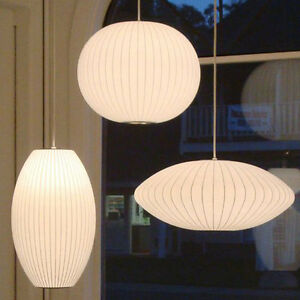 Details About Modern Clic George Nelson Bubble Lamp Pendant Hanging Light Replica