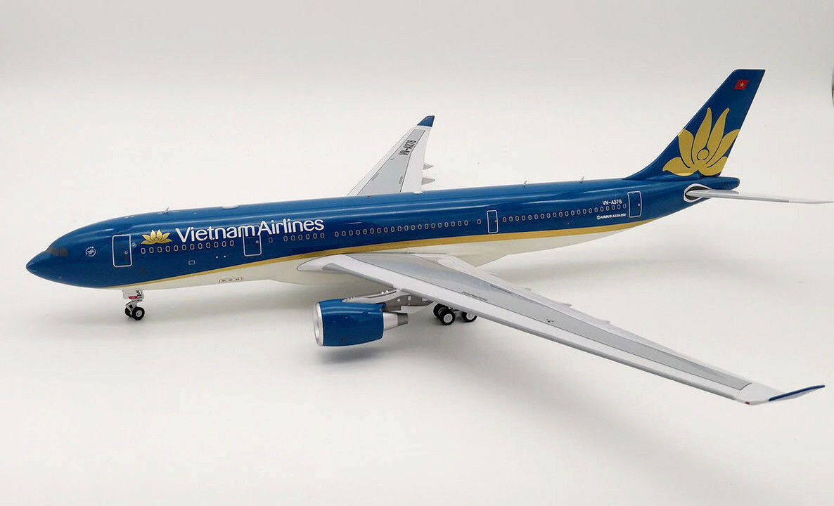 INFLIGHT 200 IFVNA376 1 200 VIETNAM AIRLINES A330-200 VN-A376 LTD EDN 50PCS ONLY