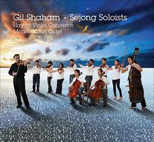Gil Shaham - Violin Concertos / Octet [New CD]
