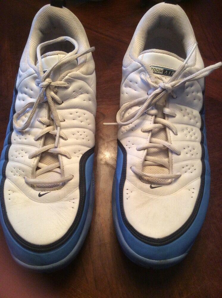 Nike DRC2 Zoom Air White Blue Size 15