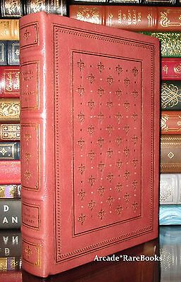 Proust, Marcel ~SWANN'S WAY~ Franklin Library 1st Edition First Printing