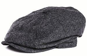Peaky Blinders Children s Newsboy Hat Gatsby Cap Flat Baker Boy Kids ... 3f09108add2