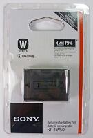 SONY batterie d'origine NP-FW50 pour Alpha 7, 5000, 6000, 6300 et Nex