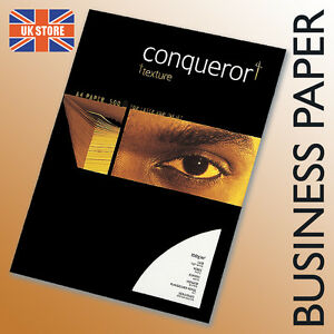 50-x-A4-CONQUISTATORE-unwatermarked-Bianco-posato-Business-carta-100gsm
