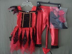 Red devil princess