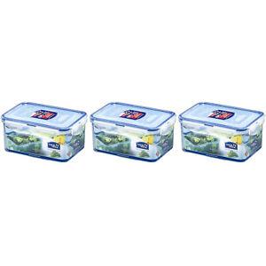 Transparent Vorratsdose Lock /& Lock hpl815d Classic frischhaltebox 1,1 l