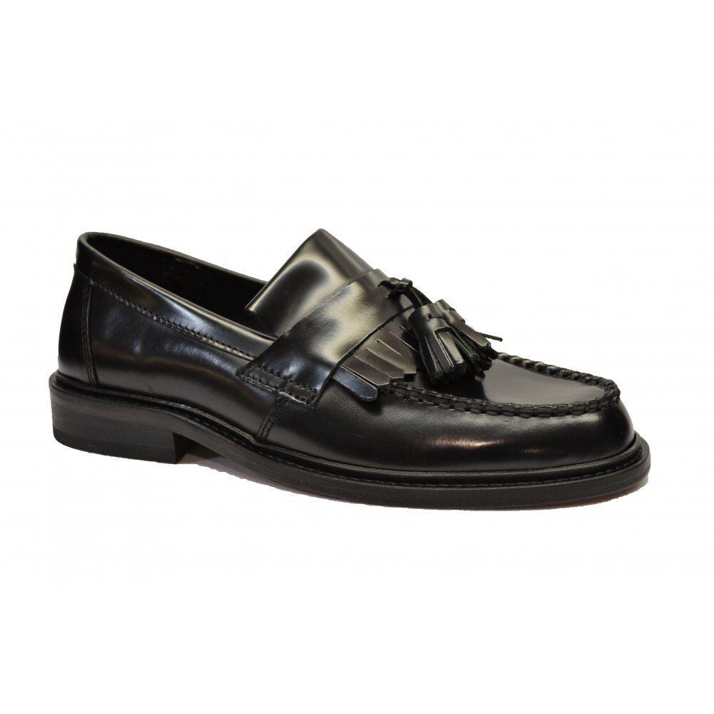 Ikon Selecta Black (E3) Mens shoes All Sizes