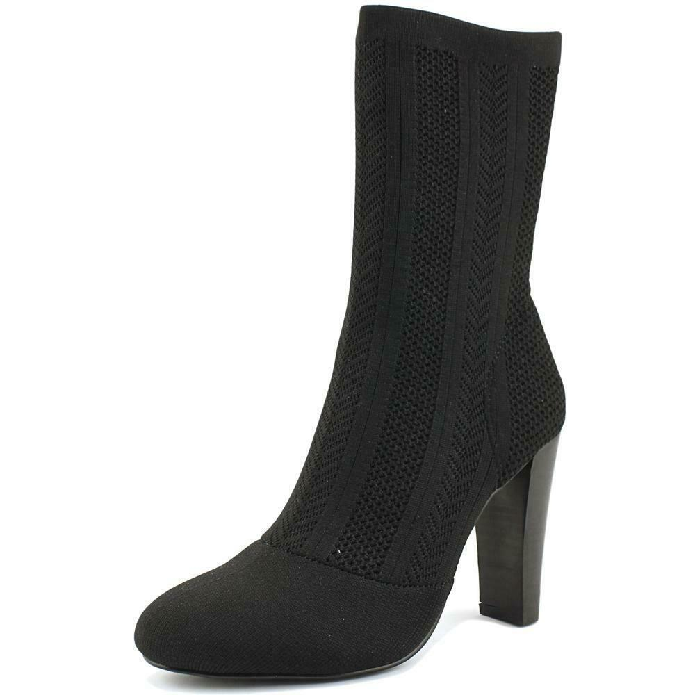 sport caldi Charles by Charles David Shirley Perforated stivali stivali stivali Mid Calf stivali Dimensione 8 M  shopping online di moda