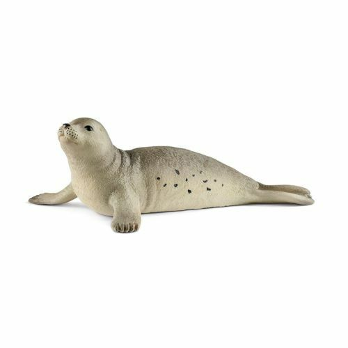 Schleich Seal Arctic Wild Life Figure Toy Figure 14801