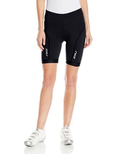 2XU Damen Triathlon Hose Schwimmen Laufen schwarz  Größe L