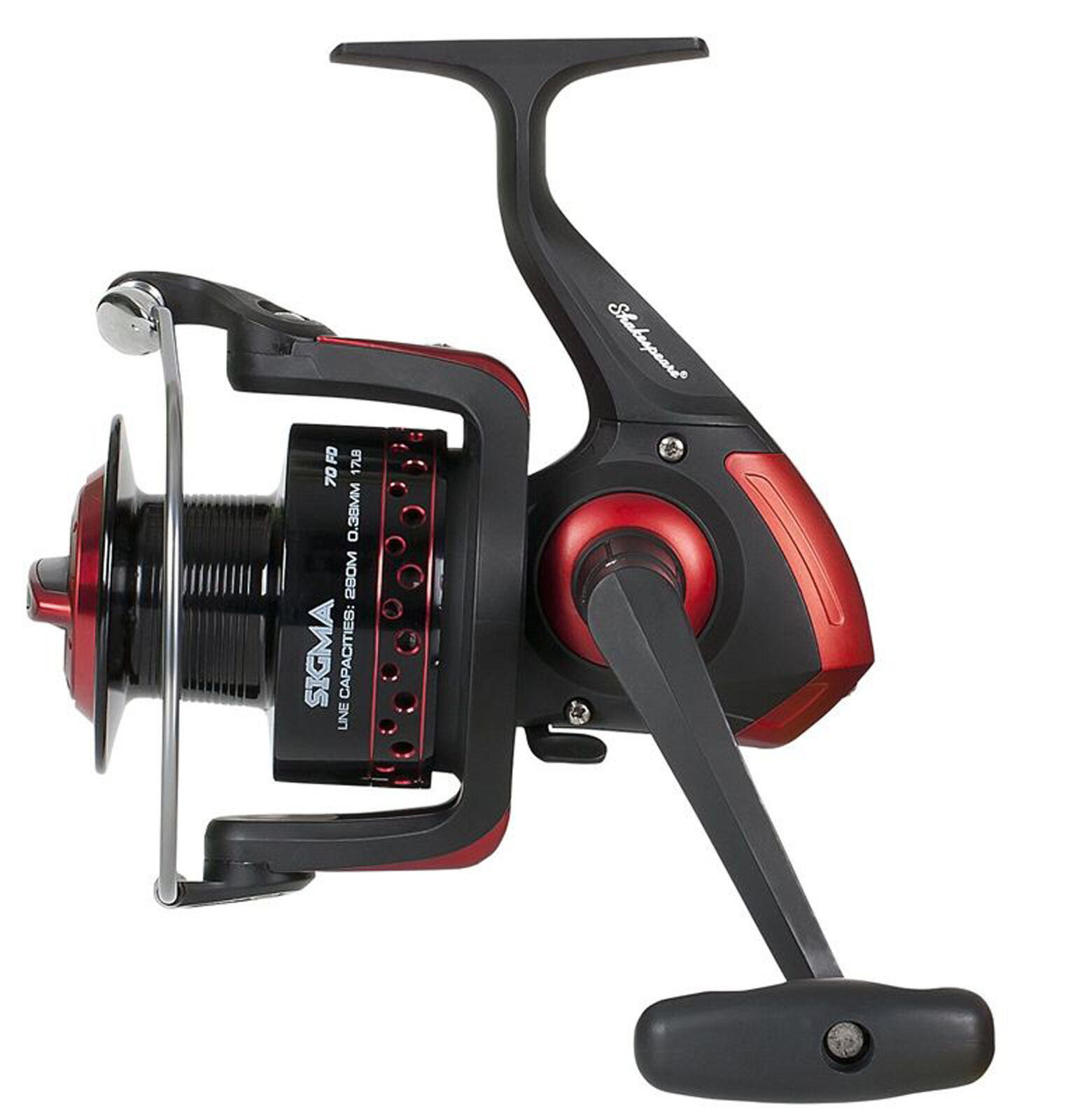 Shakespeare Sigma Supra Heavy Front Drag Reel Spinning Saltwater 50 - 70 Sizes