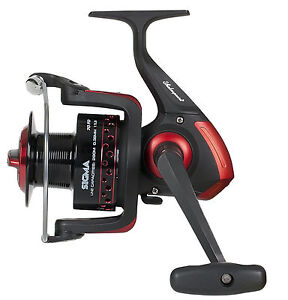 Shakespeare Sigma Supra Spin Spinning  Fishing Reel 35 Front Drag