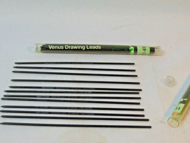 VENUS DRAWING Leads 3842-4H 2-Packs of 12 Made in USA 24 Total
