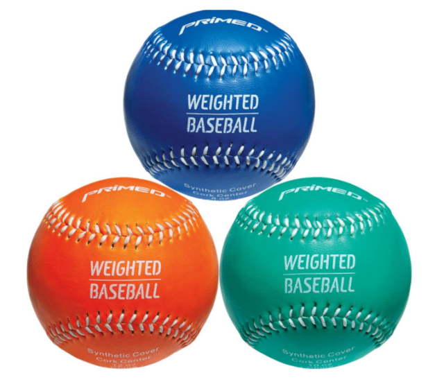 Gator Gear Weighted Practice Balls Softball 3 Pack new