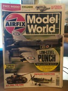 Airfix-Model-World-Magazine-July-2016-M-Box-738-Low-Level-Punch