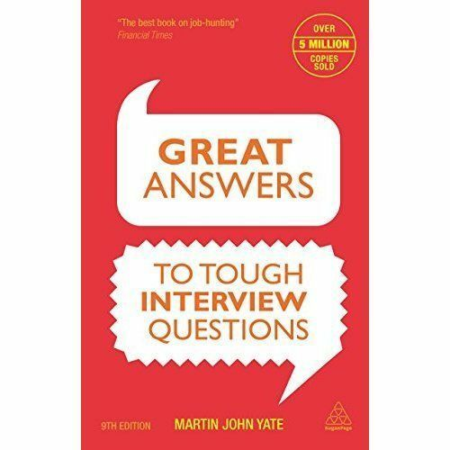 Great Answers to Tough Interview Questions-ExLibrary