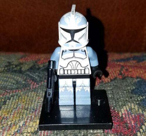 Autêntico Wolfpack Lego Star Wars Clone Trooper minifigura sw331 República 7964