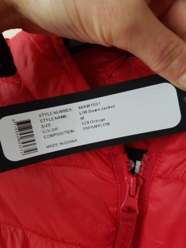 Lagerfeld Karl con M Nuovo Piumino etichette taglia leggero EaqgxwU