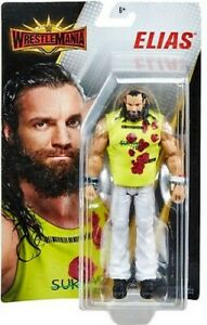 MATTEL-WWE-WRESTLEMANIA-CORE-6-034-ACTION-FIGURES-ELIAS-NEW-BOXED