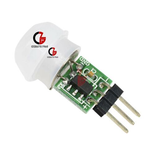 1//2//5//10PCS PIR Motion Body Human Sensor AM312 IR Infrared Detector DC 2.7-12V