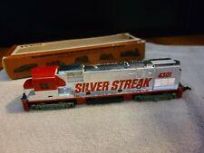 Vintage HO Scale Silver Streak 4301 Engine