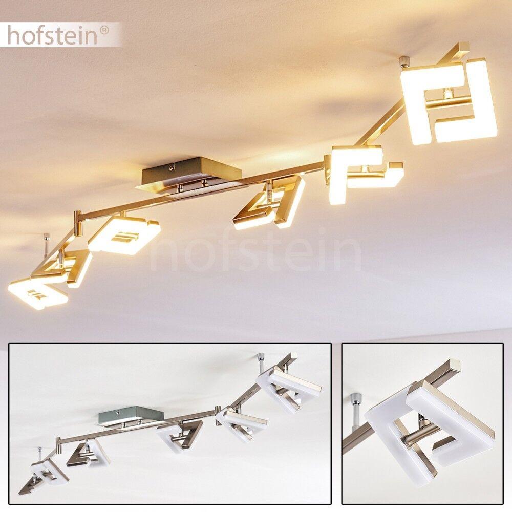 Plafonnier LED Design Lampe de corridor Lampe à suspension Lustre Métal 185415