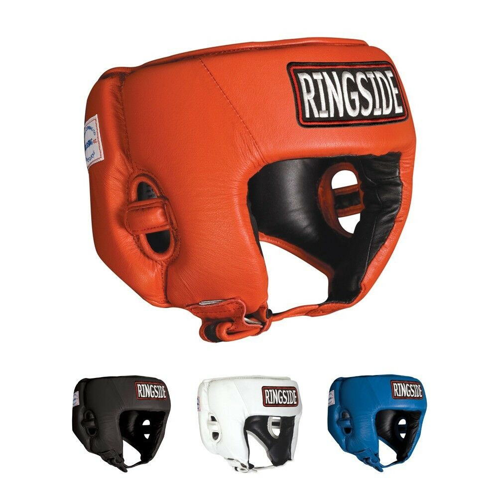 Ringside Amateur SG1C USA Boxing Open Competition Sparring Headgear w o Cheeks