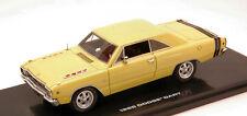 Dodge Dart GTS 1968 Sunfire Yellow 1:43 Model 43007 HIGHWAY 61