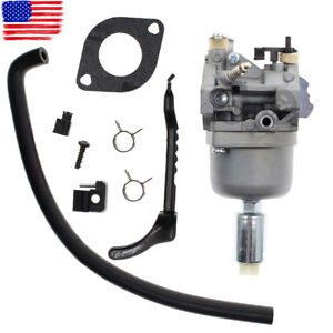 Details about Carburetor For Sears Craftsman LT1000 IC 17 5 OHV Briggs &  Stratton 31C7070230E1