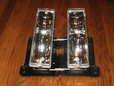 Chevy K1500 Crystal Clear Headlights Headlamps 1994 1995 1996 1997 1998 1999