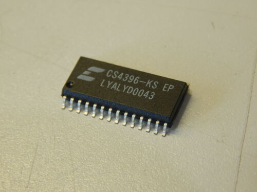 CS4396-KS SMD IC SOP-28 D//A CONVERTER FOR DIGITAL AUDIO D TO A CONVERTER