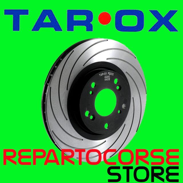 DISCS SPORT TAROX F2000 - FORD FIESTA MK6 1.4 TDCI 70HP 2008-> FRONT