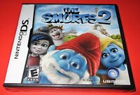 The Smurfs 2 Nintendo Ds-dsi-lite-xl-3ds Factory Sealed Free Shipping