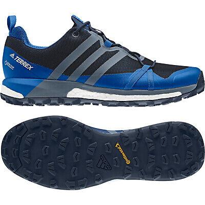 Adidas Terrex Agravic GTX 43 50.5 Herren Gore Tex Trail Running Trecking Schuhe   eBay