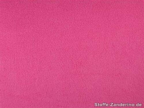 Antipilling Polar Fleece,Top Qualität 145cm pink