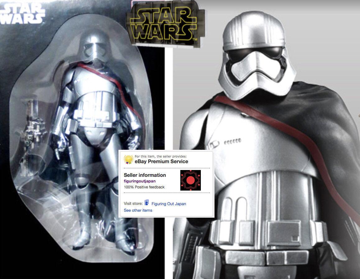 Star Wars The Last Jedi Captain Phasma Sega Premium 1 10 Scale Figure Figurine