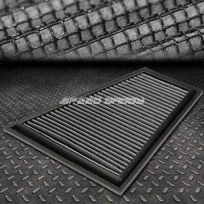 Fit 08-10 Malibu//G6//Dts Blue Reusable/&Washable High Flow Drop In Air Filter