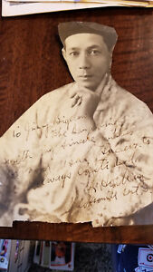 1932-LI-HO-WANG-SIGNED-AUTO-PHOTO-FAMOUS-ACTOR-AND-SINGER-FROM-CHINA